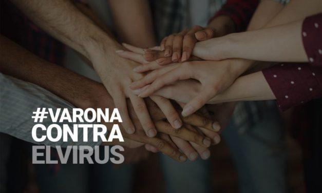 UNIDOS CONTRA EL COVID-19: #VARONACONTRAELVIRUS