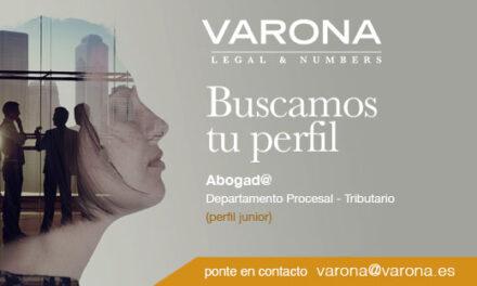BUSCAMOS TALENTO: ABOGADO/A PARA DEPARTAMENTO PROCESAL -TRIBUTARIO
