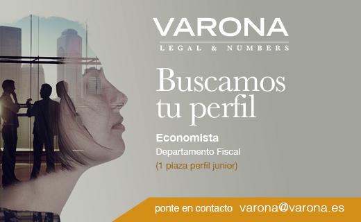 OFERTA DE EMPLEO: INCORPORAMOS ECONOMISTA PERFIL JUNIOR